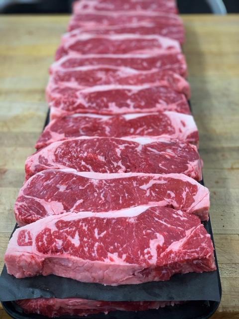 Beef NY Strip Steak